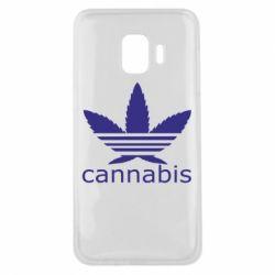 Чохол для Samsung J2 Core Cannabis