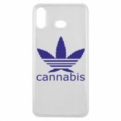 Чохол для Samsung A6s Cannabis