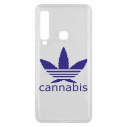 Чохол для Samsung A9 2018 Cannabis