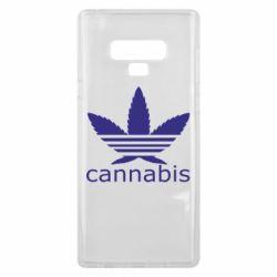 Чохол для Samsung Note 9 Cannabis