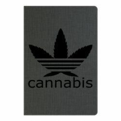 Блокнот А5 Cannabis
