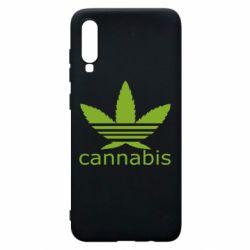 Чохол для Samsung A70 Cannabis