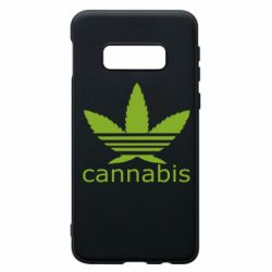 Чохол для Samsung S10e Cannabis