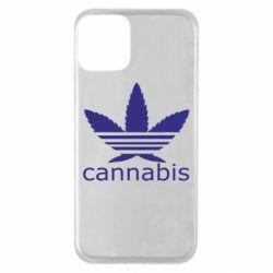Чохол для iPhone 11 Cannabis