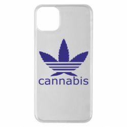 Чохол для iPhone 11 Pro Max Cannabis