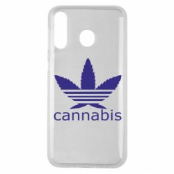 Чохол для Samsung M30 Cannabis