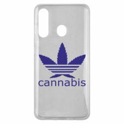 Чохол для Samsung M40 Cannabis