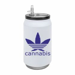 Термобанка 350ml Cannabis