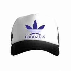 Дитяча кепка-тракер Cannabis