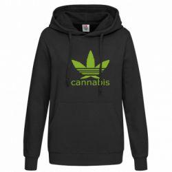 Толстовка жіноча Cannabis