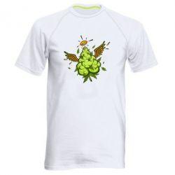 Чоловіча спортивна футболка Cannabis
