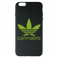Чохол для iPhone 6 Plus/6S Plus Cannabis