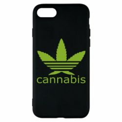 Чохол для iPhone 7 Cannabis