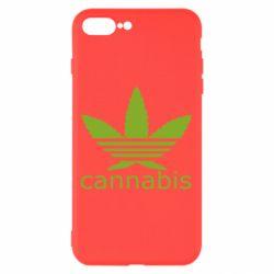 Чохол для iPhone 7 Plus Cannabis