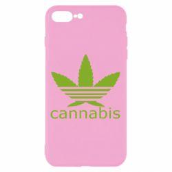 Чохол для iPhone 8 Plus Cannabis