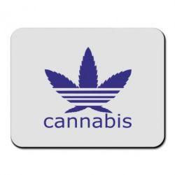 Коврик для мыши Cannabis - FatLine