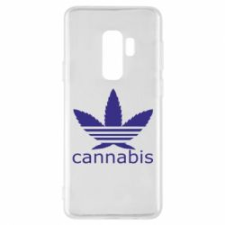Чохол для Samsung S9+ Cannabis