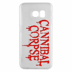 Чохол для Samsung S6 EDGE Cannibal Corpse