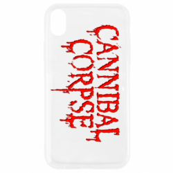 Чохол для iPhone XR Cannibal Corpse