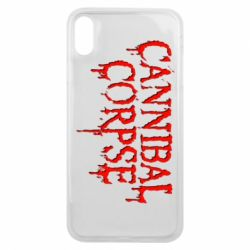 Чохол для iPhone Xs Max Cannibal Corpse