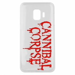 Чохол для Samsung J2 Core Cannibal Corpse