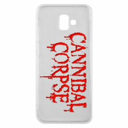 Чохол для Samsung J6 Plus 2018 Cannibal Corpse