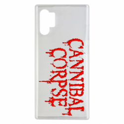 Чохол для Samsung Note 10 Plus Cannibal Corpse