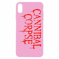 Чохол для iPhone X/Xs Cannibal Corpse