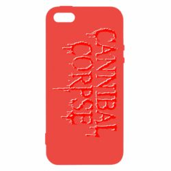 Чохол для iphone 5/5S/SE Cannibal Corpse