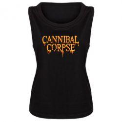 Женская майка Cannibal Corpse - FatLine