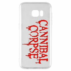 Чохол для Samsung S7 EDGE Cannibal Corpse