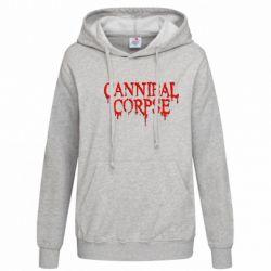 Женская толстовка Cannibal Corpse - FatLine