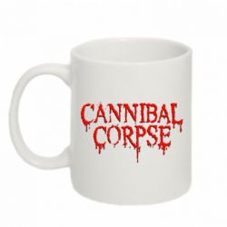 Кружка 320ml Cannibal Corpse - FatLine