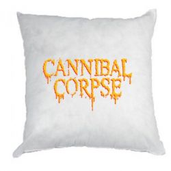 Подушка Cannibal Corpse - FatLine