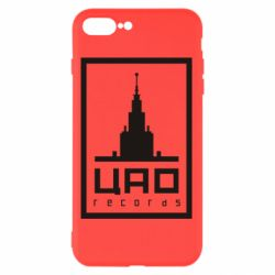 Чохол для iPhone 8 Plus ЦАО Records - FatLine