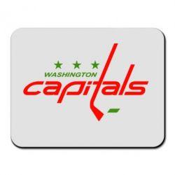 Коврик для мыши Capitals - FatLine
