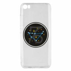Чехол для Xiaomi Mi5/Mi5 Pro Capricorn constellation