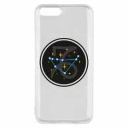 Чехол для Xiaomi Mi6 Capricorn constellation