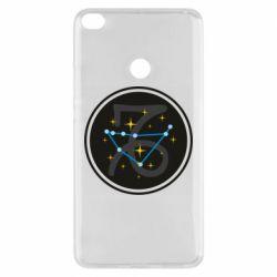 Чехол для Xiaomi Mi Max 2 Capricorn constellation