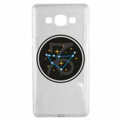 Чехол для Samsung A5 2015 Capricorn constellation