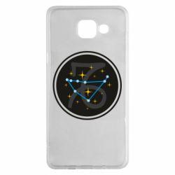 Чехол для Samsung A5 2016 Capricorn constellation
