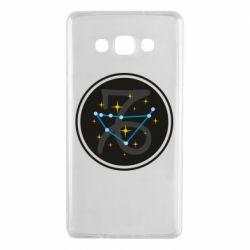 Чехол для Samsung A7 2015 Capricorn constellation
