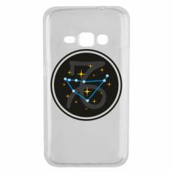 Чехол для Samsung J1 2016 Capricorn constellation