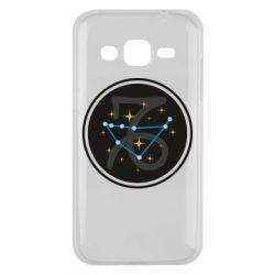 Чехол для Samsung J2 2015 Capricorn constellation