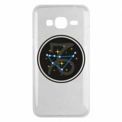 Чехол для Samsung J3 2016 Capricorn constellation