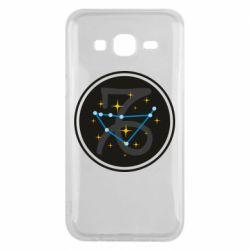 Чехол для Samsung J5 2015 Capricorn constellation