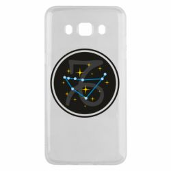 Чехол для Samsung J5 2016 Capricorn constellation