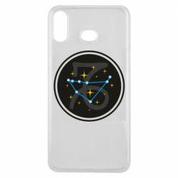 Чехол для Samsung A6s Capricorn constellation
