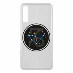 Чехол для Samsung A7 2018 Capricorn constellation