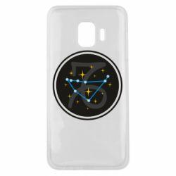 Чехол для Samsung J2 Core Capricorn constellation